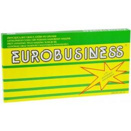 GRA PLANSZOWA EUROBUSINESS