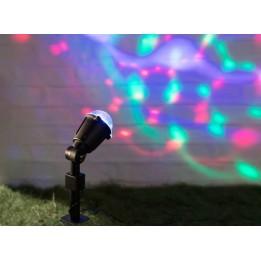 Lampa party projektor led
