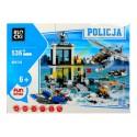 Klocki Blocki Policja Straż Przybrzeżna