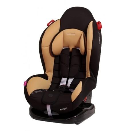 Fotelik Samochodowy Coto Baby 9-25kg Swing Beżowy
