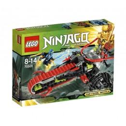 Klocki Lego 70501 - Ninjago - Pojazd Wojownika