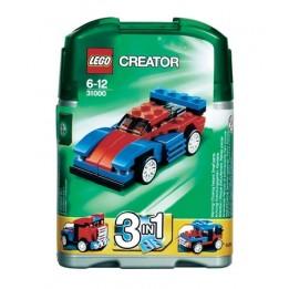 KLOCKI LEGO CREATOR 31000 MINI ŚCIGACZ