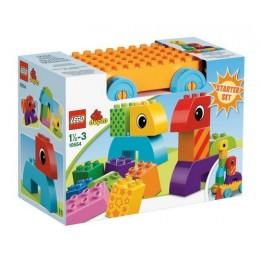 Klocki Lego Duplo Pojazd Do Ciągnięcia Dla Maluszka
