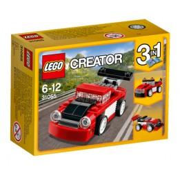 Klocki Lego Creator 6-12 Czerwona wyścigówka