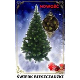 Choinka Świerk Bieszczadzki 2,20 m (220 cm)